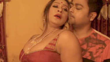 Part-3 Desi housewife fucking with son home tutor