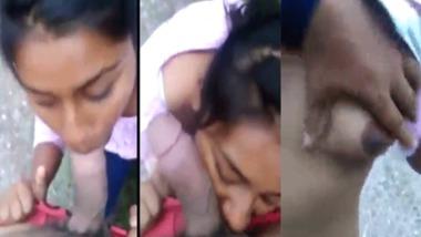 Open blowjob sex video of a Desi girl from Tamil Nadu