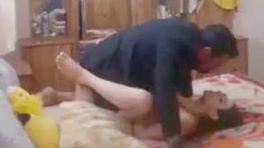 Pk wife quick fucking with her husband boss
