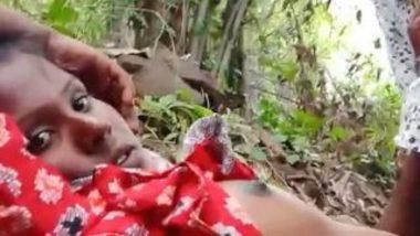 Village Forest Sex MMS video
