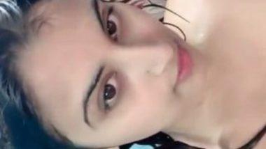 Insta Hottie Gunnjan Aras nude selfie