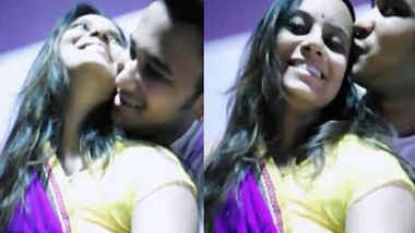 Desi hot couple having fun