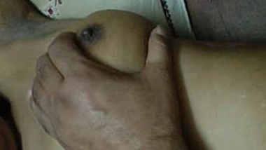 bf boob pressing and hard fucked