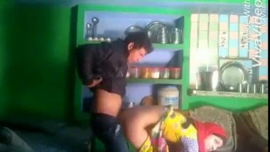 Tamil porn video of a young house wife fucking her landlord for rent