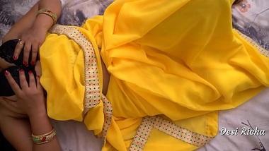Goa me Punjabi dulhan ka live honeymoon sex tape