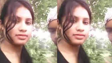 horny outdoor desi mms blue film video of teen girl garima