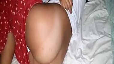 sleeping babe ass show