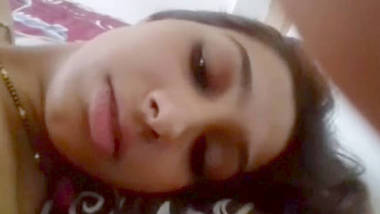 hot desi girl nude show and self body play for her lover