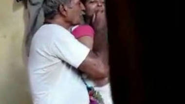desi girl sex with old man