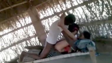 Village couple fucking hard