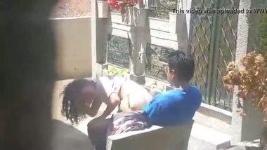 Hidden cam catches a college girl fucking her professor