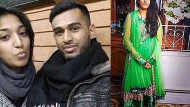 Canadian Desi Couple 1