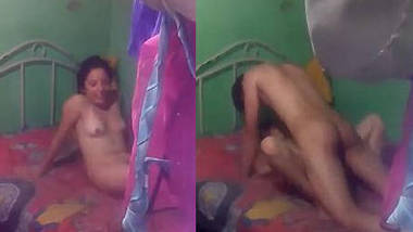 Thai sexy girl fucking two boy