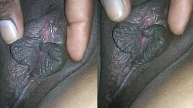 Tamil wife beautiful pussy fingering by hubby
