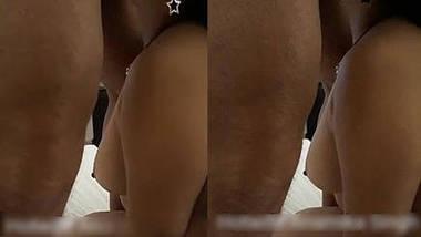 """Horny Anu bhabi sucking dick of her client, He says """"Enjoying My Life Haan"""""""