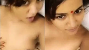 Cute sexy girl naked after fucking