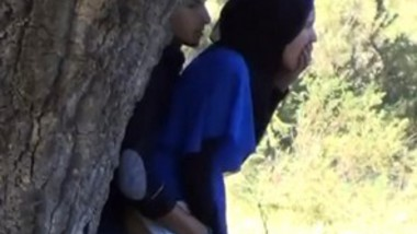 Desi Couple Fucking Hard Outdoor