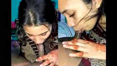 Cute Bangladeshi Girl Fingering and Blowjob