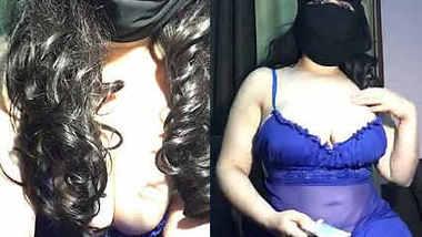 BBW Muslim babe on cam -4