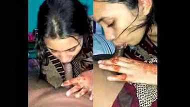 Cute Bangladeshi Girl Fingering and Blowjob 2