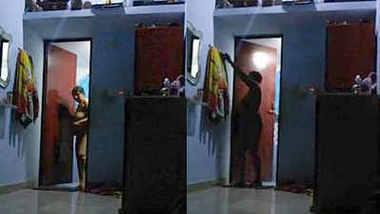 Sexy Tamil Bhabhi After Bath