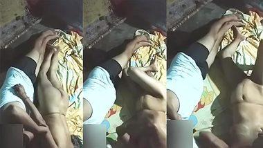 Desi village devar bhabi sleeping after fucking [ Indian Hard Porn ]