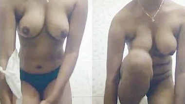 Sexy Tamil Girl Nude Selfie 3