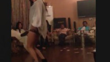 Sexual dance on kamli song in a party