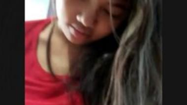 Cute Nepali Girl Ridding Dick