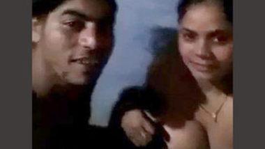 Desi village couple