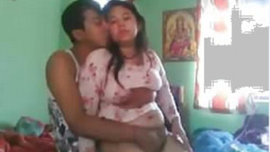 couple hot passionate love making