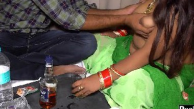 Indian Randi Enjoy Sex With Drink At Farmhouse