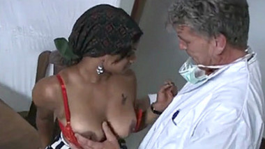 Dutch Indian fucked by Gynecologist