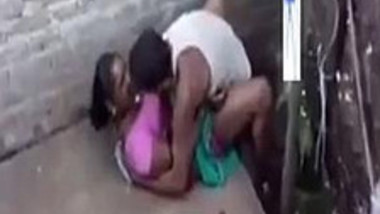 Desi village devar fucking his bhabi secretly in outdoor spy
