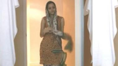 Paki Model in hotel