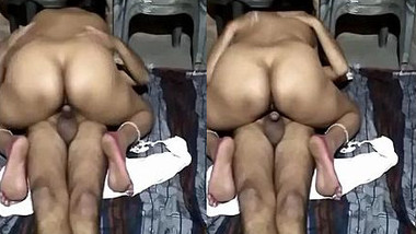 Big ass desi wife riding and hard fucking by hubby with clear audio