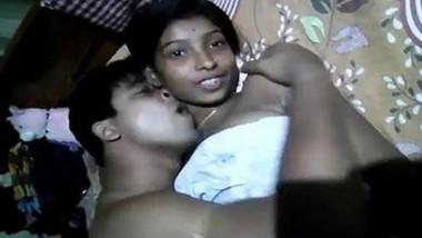 Bhabhi Kiss and Boob Expose By Friend, Husband Recording