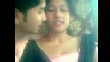 Young couple ready for sex