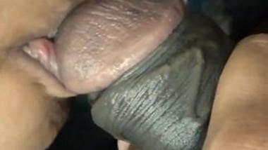 Desi wife sucking cock Close Up Shot part 1