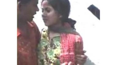 Desi indian couple having fun