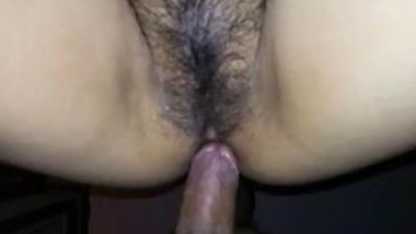 Desi couple doggy style fucking with loud moaning