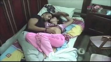 Hidden cam mms sex scandal of young Indian bhabhi devar