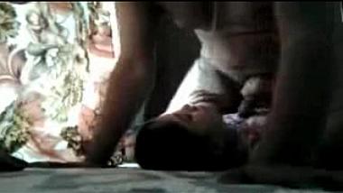 Sensational hidden cam sex scandal of mature Indian wife