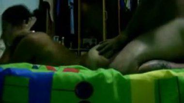 Huge ass desi college girlfriend doggy style sex video