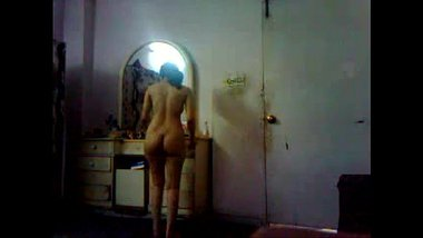 Hidden Cam Showing My Naked Sister