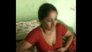 Telugu Aunty Stripping And Getting Banged