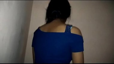 Desi Teen's Boobs And Pussy Show For Her Lover