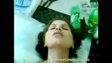 Desi woman breast feeding friend's husband