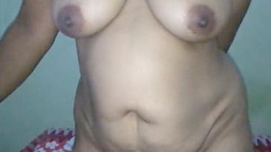 Nude Telugu Aunty Boobs and Pussy Cpature by Husband