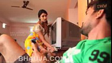 Indian bf of Mallu Kaamwali hot romance with owner's son